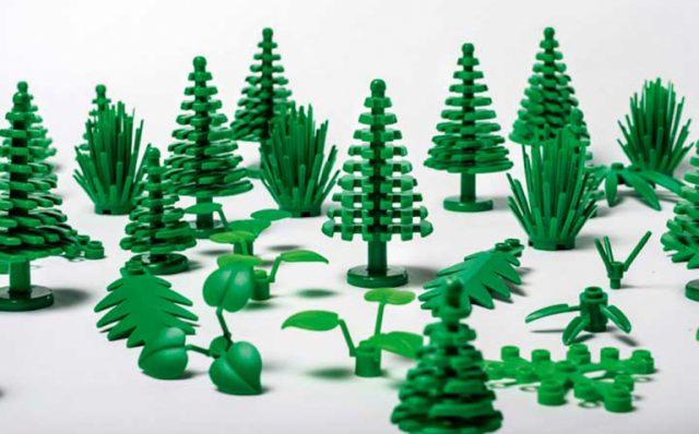 LEGO Mattoncini Ecosostenibili