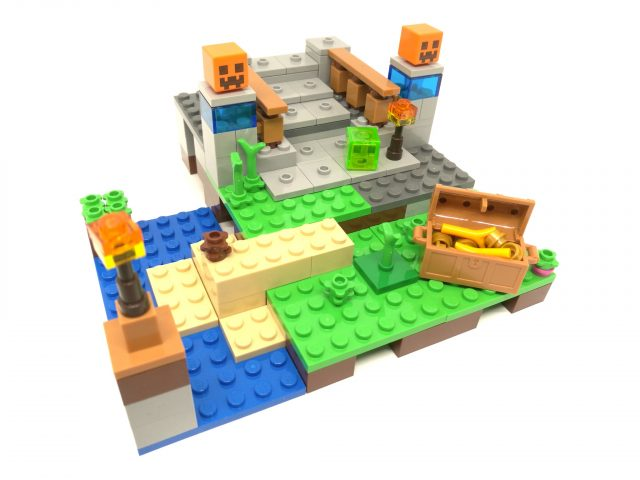 LEGO Minecraft 21135 - Crafting Box 2 modulo 5
