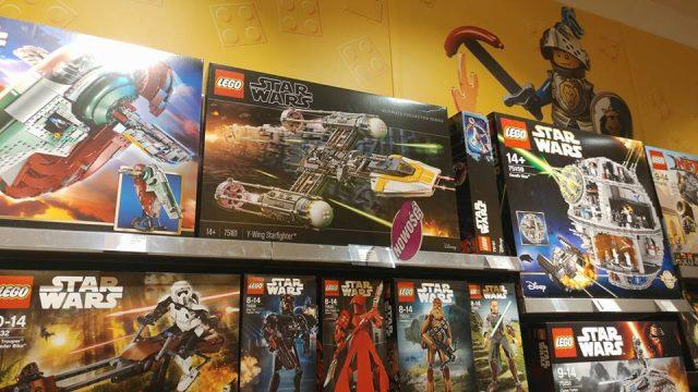 LEGO Star Wars UCS 75181 Y-wing Starfighter