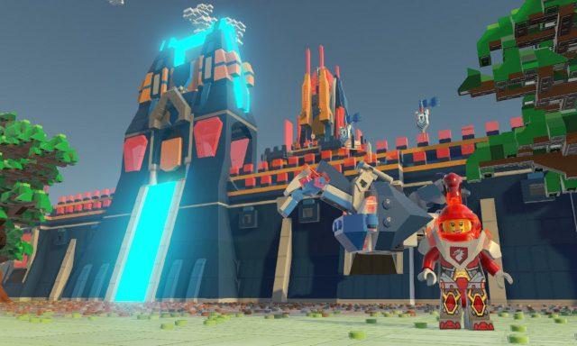 LEGO Worlds Nexo Knights