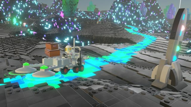 LEGO Worlds SciFi