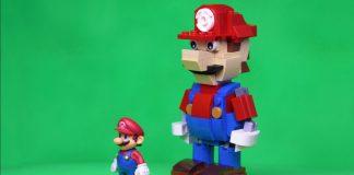 MOC Super Mario LEGO