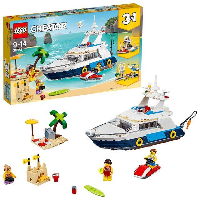 LEGO Creator Cruising Adventures (31083)