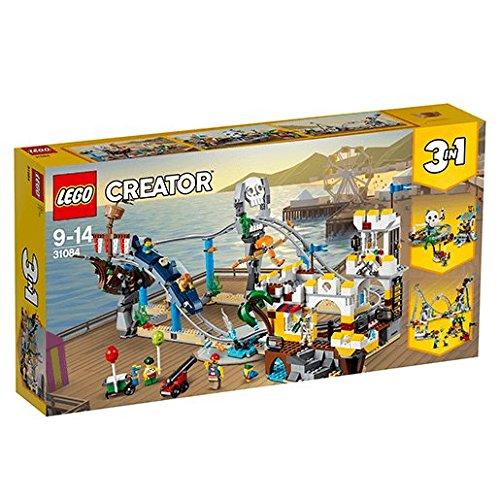 LEGO Creator Pirate Roller Coaster (31084)
