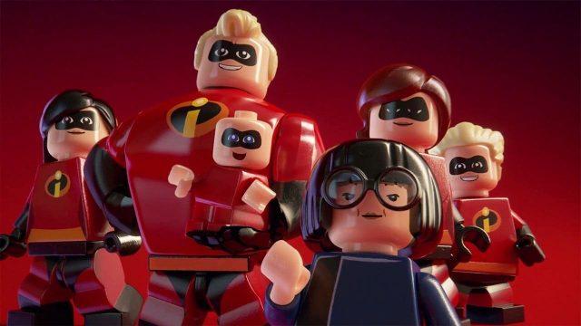 LEGO Gli Incredibili Trailer Videogioco