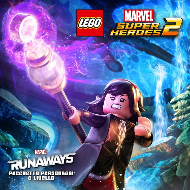 "LEGO Marvel Super Heroes 2 DLC ""Runaways"