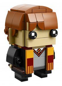 LEGO BrickHeadz Harry Potter Ron Weasley & Dumbledore (41621)