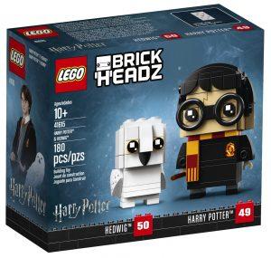 LEGO BrickHeadz Harry Potter and Hedwig (41615)