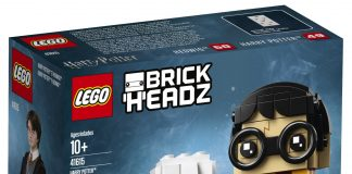 LEGO BrickHeadz Harry Potter and Hedwig (41615)