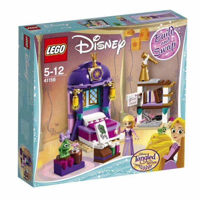 Rapunzel:Rapunzel's Castle Bedroom (41156)