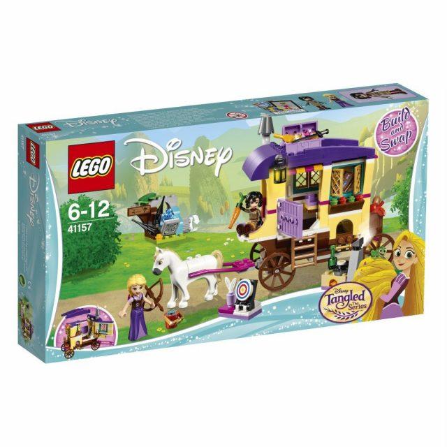LEGO DisneyRapunzel's Travelling Caravan (41157)