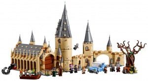 LEGO Harry Potter - Hogwarts and the Whomping Willow (75953)