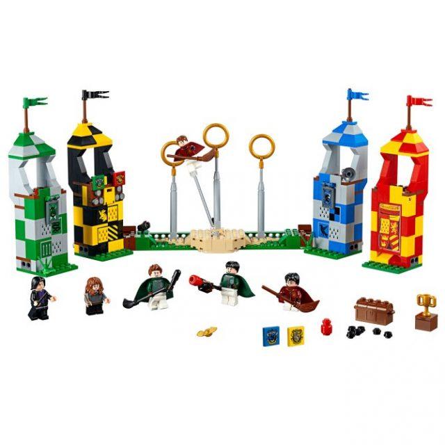 LEGO Harry Potter - Quidditch Match (75956)