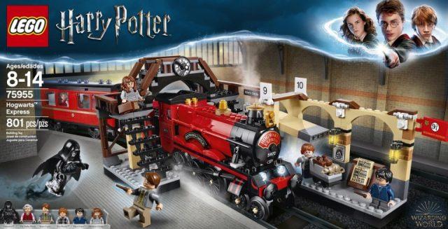 LEGO Harry Potter - The Hogwarts Express (75955)