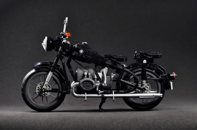 LEGO Ideas The Vintage Motorcycle of BMW R60/2