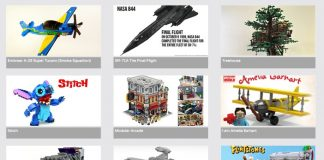 LEGO Ideas prima fase di revisione del 2018 banner