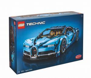 LEGO Technic Bugatti Chiron (42083) Scatola