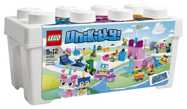 LEGO Unikitty - Unikingdom Creative Brick Box (41455)