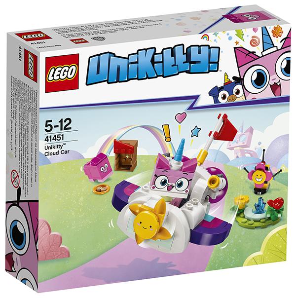 LEGO Unikitty Unikitty Cloud Car (41451)