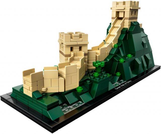 LEGO Architecture Muraglia Cinese 21041
