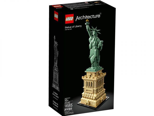 LEGO Architecture 21042 - Statua Della Liberta