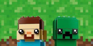 LEGO BrickHeadz Minecraft Steve & Creeper (41612)
