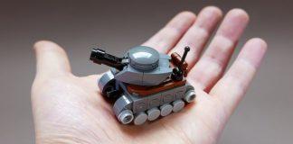 LEGO Carro armato