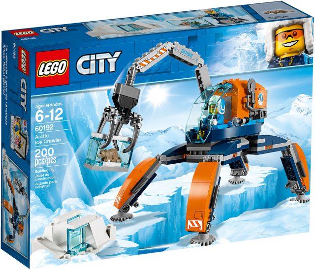 LEGO City 60192 - Gru Artica