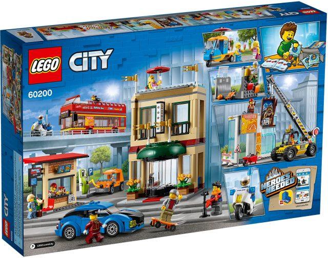 LEGO City 60200 - La Capitale di City