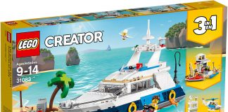 LEGO Creator 31083 - Avventure In Mare