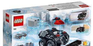 LEGO DC Comics Super Heroes App-Controlled Batmobile (76112)