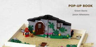 LEGO Ideas LEGO Pop Up Book Progetto