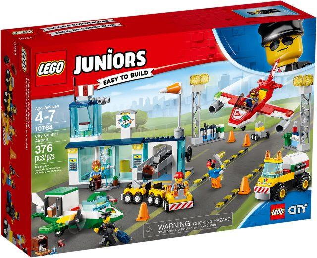 LEGO Juniors 10764 - Aeroporto di Città