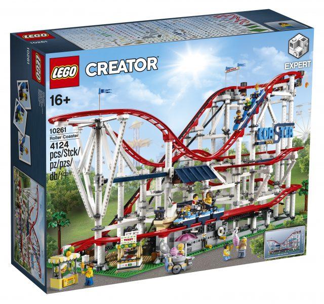 LEGO Montagne Russe