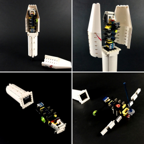 LEGO SpaceX