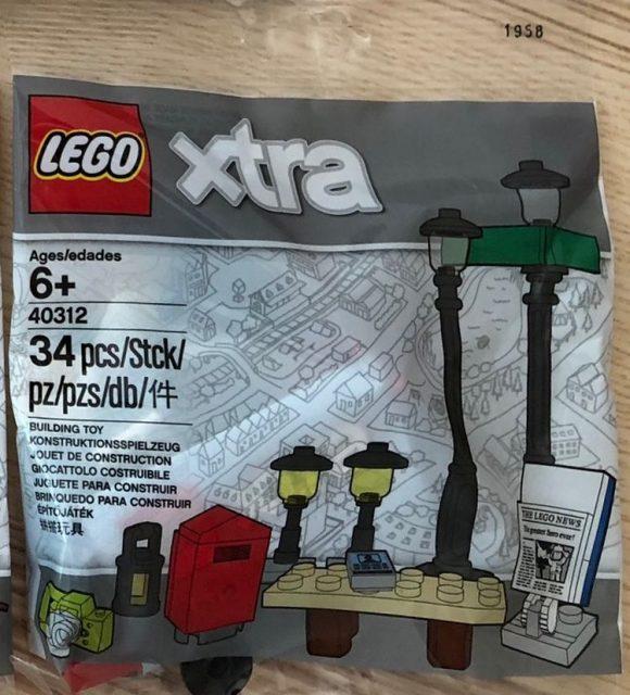 LEGO xtra Lightpost