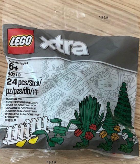 LEGO xtra trees
