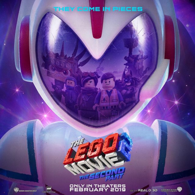The LEGO Movie 2: The Second Part Poster Promozionale