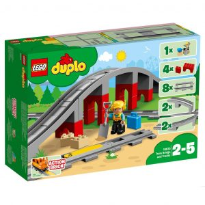 Train Bridges and Tracks