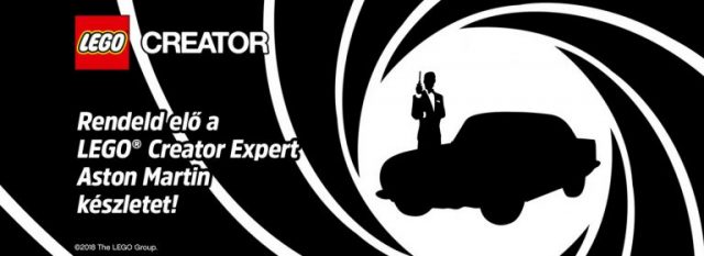 LEGO Creator James Bond