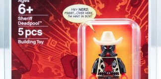 LEGO Marvel Super Heroes Sheriff Deadpool