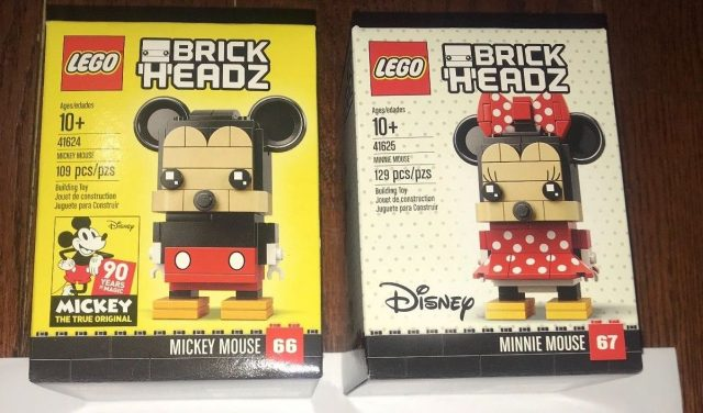 LEGO Mickey Mouse Minnie