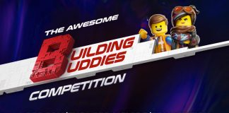 LEGO Movie 2 Concorso Building Buddies