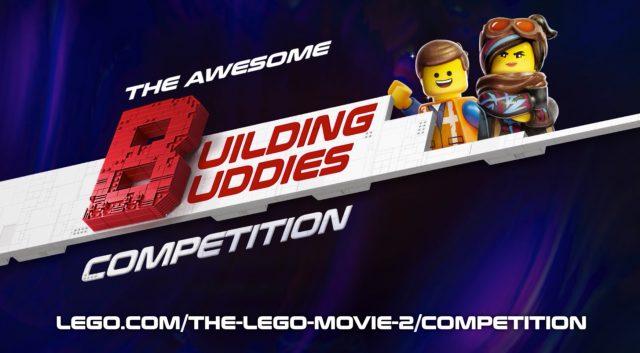 LEGO Movie 2 Concorso Building Buddies