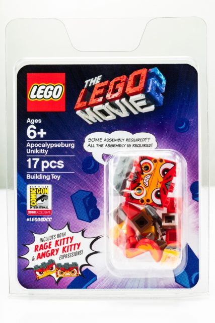 LEGO The Movie 2 Minifigure Unkitty
