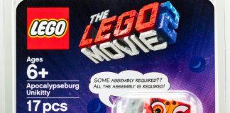 The LEGO Movie 2 The Second Part Apocalypseburg Unikitty banner