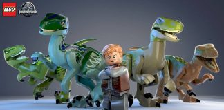 The LEGO Movie 2 Velociraptors