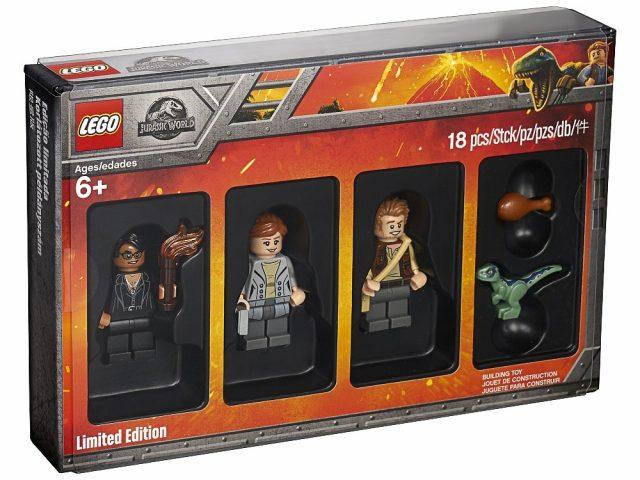 Jurassic World Toys R Us Minifigure Pack