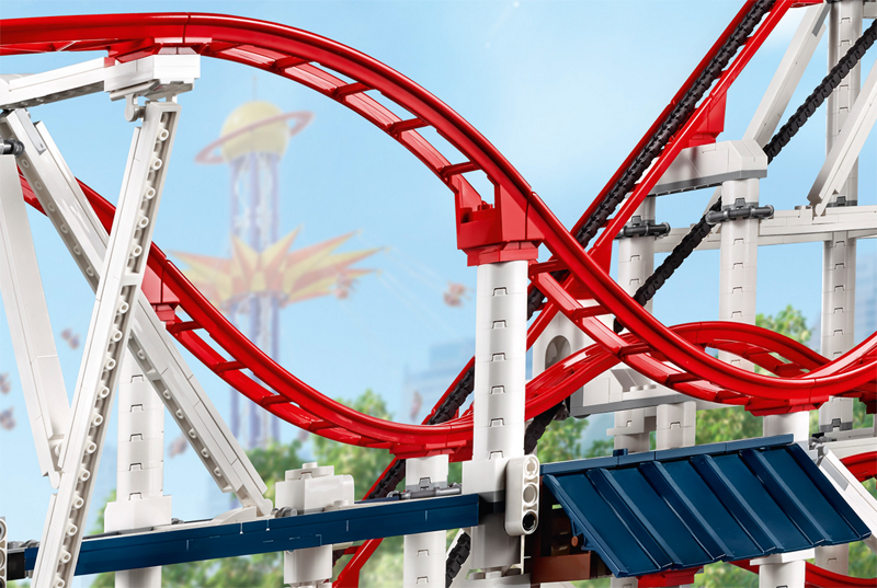 Voci sul set Free Fall Tower (10267) per la Linea LEGO