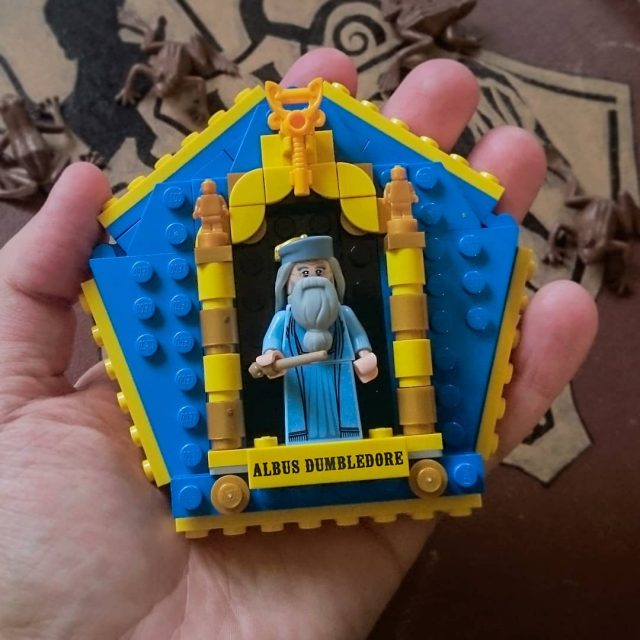 LEGO Harry Potter Chocolate Frog Card
